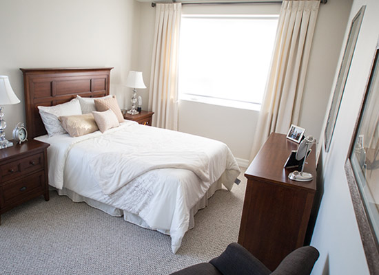 See our model suites